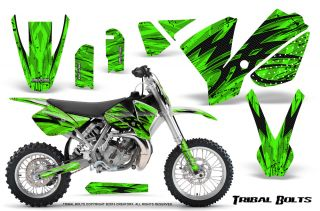 KTM SX65 SX 65 2002 2008 Graphics Kit Creatorx Decals Stickers TBGNP