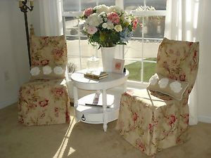Simply Shabby Chic Slipcover