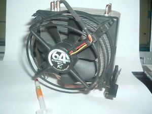 Artic Freezer Pro 64 AMD CPU Cooling Tower with Copper Base Heatpipes 92mm Fan
