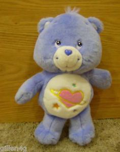 Care Bear Talking Plush Daydream Bear So Sweet 13""