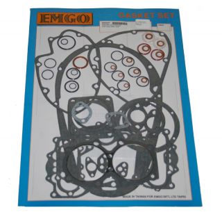 Triumph 750 T140 TR7 73 79 Engine Gasket Kit with HG Emgo 12 00894436