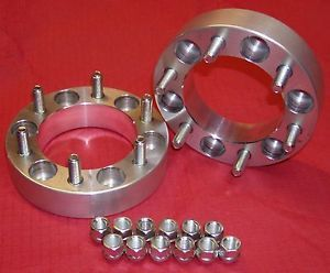 "1 5"" Wheels Spacers Adapters Early Chevy 7 16 K5 Blazer"