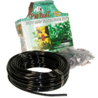 New 150 ft Drip Water Hose Irrigation Kit Plants Garden Flower Bed