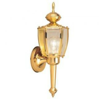 Hampton Bay Wall Mount 1 Light Outdoor Lamp 303562