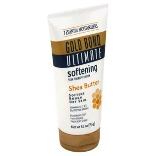 Gold Bond Ultimate Softening Shea Butter Lotion 5 5 Oz