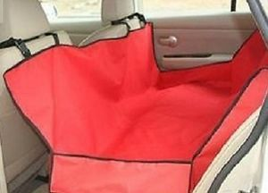 New Dog Puppy Cat Pet Car Van Truck Cargo Back Seat Cover Hammock Carpet Mat
