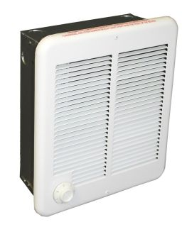 New Q Mark 1500 Watt w Electric Wall Mounted Room Space Heater 1500W Utility
