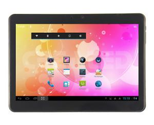Created x10 10inch Super All in One Tablet PC IPS 3G GPS Dual Core Dual Sim