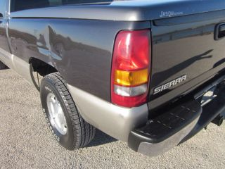 "2003 GMC Sierra ""Sle"" Minor Damage EZ Fix ""Rebuildable Salvage"""