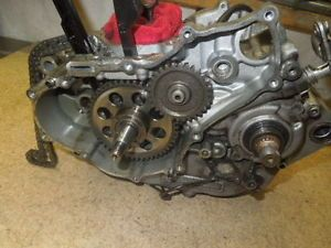 Yamaha WR250X Engine Motor Bottom End WR 250x 250 x 2008