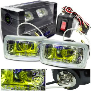 JDM Fog Lights Ford Focus Acura Integra Honda Civic Del Sol Accord Altima Neon