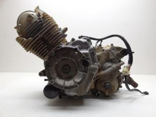 2006 Yamaha YFM350 Bruin 4x4 Engine Motor Runs Strong