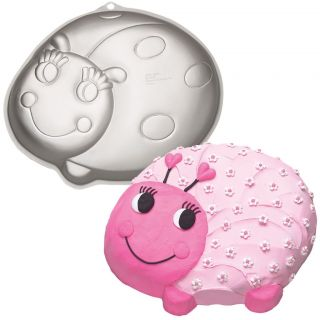 Wilton Ladybug Ladybird Cake Tin Baking Pan Birthday Party Supplies