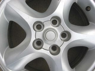Ford Taurus Aluminum Alloy Wheel Rim 2000 2001 2002 2003 2004 2005 2006 2007