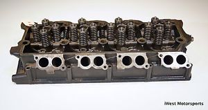 2006 Ford Powerstroke 6 0L Turbo Diesel Engine Cylinder Head R N 1843080C3 1