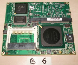 SBC Single Board Computer ET1 620 R 12 AMD Geode ALXD800EEXJ2VD CPU