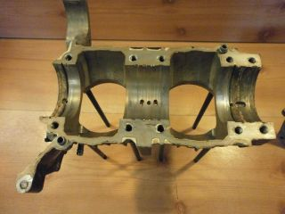 1989 Kawasaki JS550 JS 550 jetski Jet Ski Bottom End Engine Case Set Core Motor