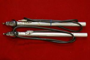 1957 1959 Chrysler Dodge Plymouth Dual Rear Antennas