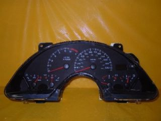 98 Camaro Speedometer Instrument Cluster Dash Panel Gauges 33 568