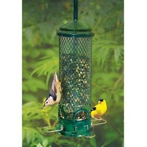 Brome Squirrel Buster Mini Squirrel Proof Bird Feeder