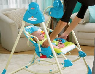 Brand New Fisher Price Smart Stages 3 in 1 Baby Swing Infant Seat Rocker