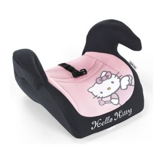 Baby Car Seat Group 2 3 KG 15 36 Brevi Booster Plus Hello Kitty 022 Pink