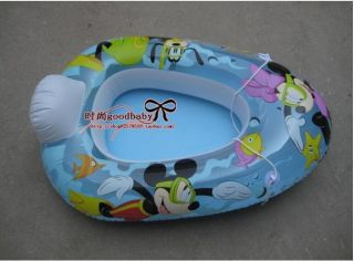 Intex Inflatable Baby Infant Kids Swim Pool Toys Boat Ring Floating K0839