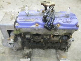 95 Polaris Indy XLT 580 Triple Motor Engine Long Block