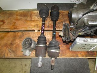 JDM Honda Acura Integra Type R B18C 1996 1997 Swap Axles ECU Civic 5SPD LSD