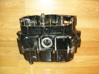 1984 Yamaha XT250 XT 250 Bottom End Motor Engine