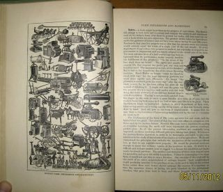 Antique Cookbook Victorian Farm Medical House Barn Architecture Bees Horse Tools