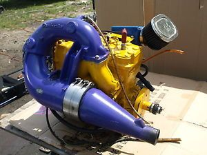 SeaDoo Yellow 580 587 Engine Motor XP SP SPI SPx GT GTS GTX GTI HX