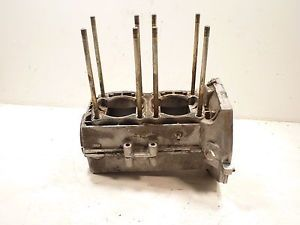 93 Yamaha Exciter II SX 570 Engine Crankcase Motor Crank Case Lower Block