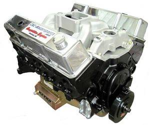CNC Small Block Chevy 427 Street Engine 580 Horsepower