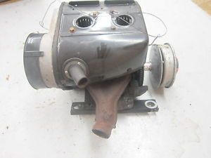 1981 81 Ski Doo Ski Doo Everest 500 Engine Motor with Primary Clutch