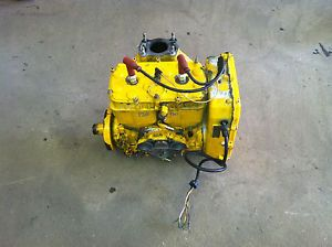 90 1990 Sea Doo SeaDoo Jet Ski jetski SP 587 580 Yellow Engine Motor GT SPI XP
