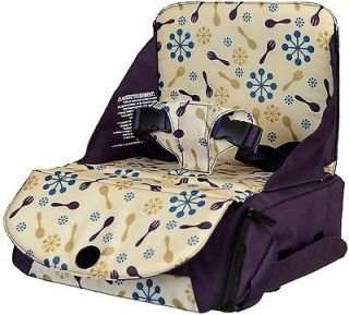 New Munchkin Travel Portable Baby Toddler Booster Seat Highchair