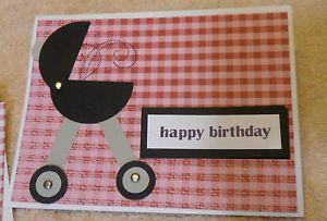 Fathers Day Birthday BBQ 4th July Punch Art Card Kit Stampin Up