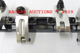 The Best SBC Chevy Aluminum Shaft Rocker Arms System