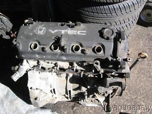 94 95 Honda Accord Complete Engine Motor Long Block F22B1 OBD1 EX vtec 75K