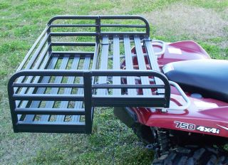 Mighty Lite Aluminum Deep Rack Honda Recon Foreman Rancher Rubicon Rincon