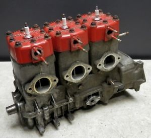 Polaris Indy 650 RXL 600 XCR XLT Engine Motor Block 1992