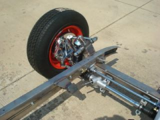 1932 Ford Complete Chassis Deuce Frame Hot Street Rat Rod TCI IFS Price Drop $$$
