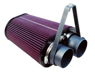 Cold Air Intake Kit Cleanable Filter Ford Truck SUV Gas 88 89 90 91 92 93 94 95