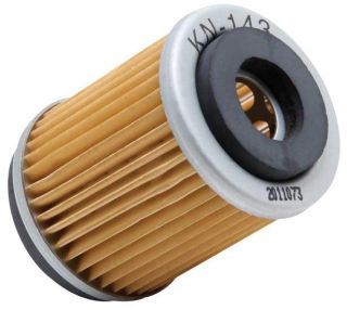 K N Engineering Performance Gold Oil Filter KN 143 Yamaha
