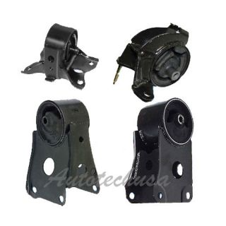 Nissan Maxima Infiniti I30 Transmission Engine Mounts A7304 A7303 A7305 A7302