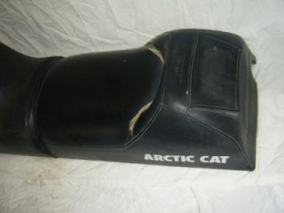 98 Arctic Cat Cougar 550 Mountain Cat Powder Extreme Cover Seat Fuel Gas Tank