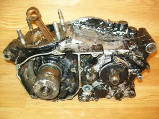 1975 Yamaha MX250 MX 250 B Bottom End Motor Engine