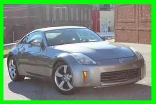 2008 Nissan 350Z 6 Speed Manul Alloy Wheels Sporty Mint Condition Collectors
