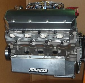 "All Aluminum 598"" Big Block Chevy N2O Racing Engine 1600 HP Special Deal"